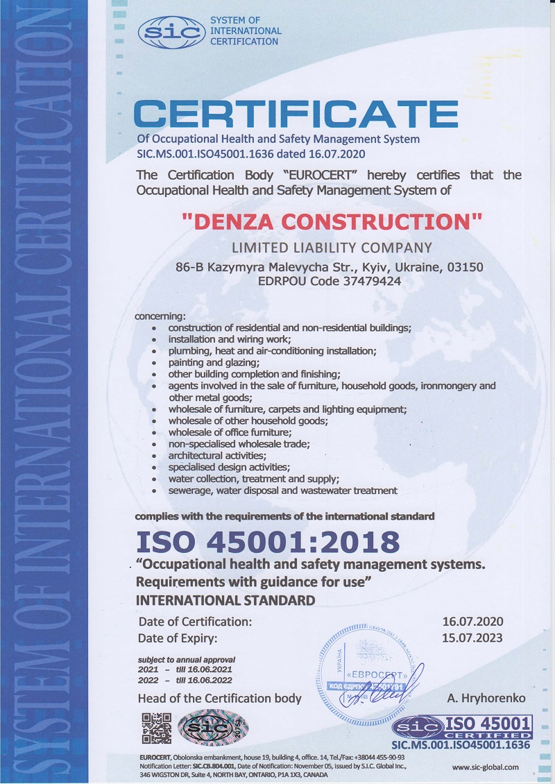 ISO 45001 - Eng