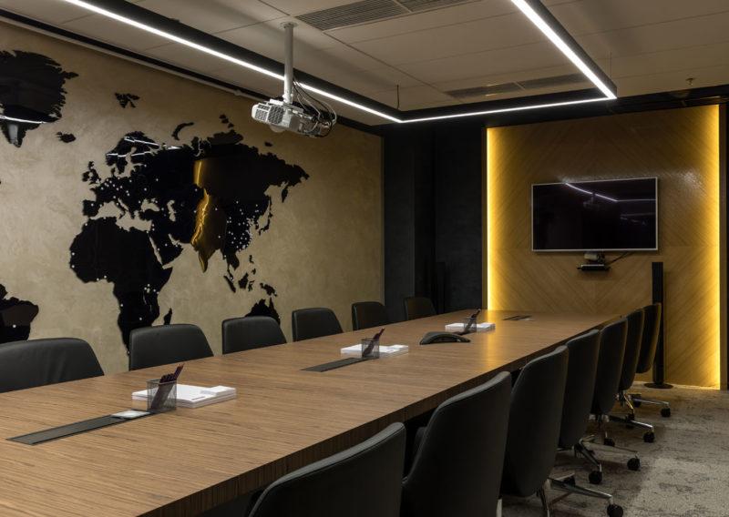 Новый офис компании Dentons大成